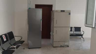 بلدية أبوسليم في طرابلس توفر حافظتين لتخزين لقاحات كورونا