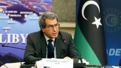 وزير النفط والغاز محمد عون