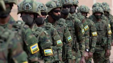 قوات رواندا