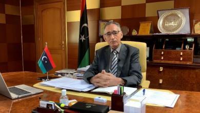 وزير الاقتصاد بحكومة الوحدة الوطنية محمد الحويج