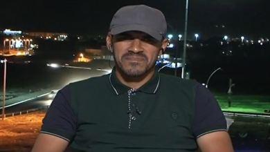 لاعب المنتخب الوطني السابق أحمد المصلي