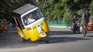 سائق تيك توك هندي