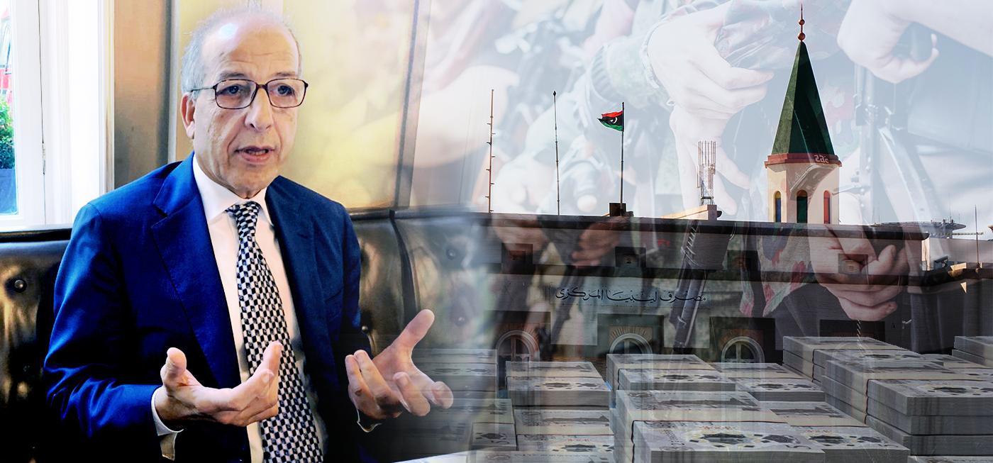"""واشنطن تايمز: """"الكبير"""" يقود شبكة فساد.. ويُموّل زعزعة استقرار ليبيا"""