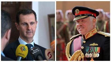الأردن وسوريا