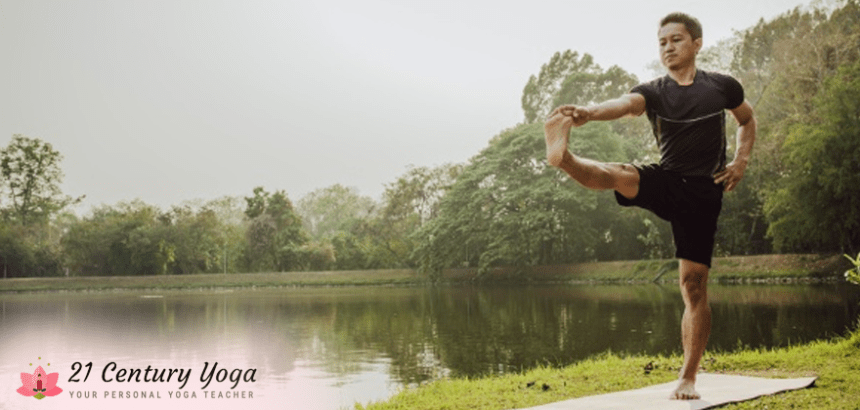 The 3 main health benefits of yoga for men