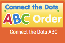 Connect the Dots ABC Order ABCYA Game
