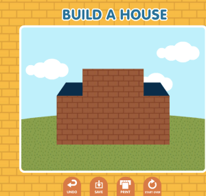 Build a House ABCYA Game