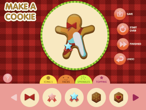 Make a Cookie ABCYA Game