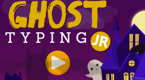 ghost typing jr ABCYA Game