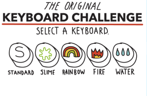 The Original Keyboard Challenge ABCYA Game