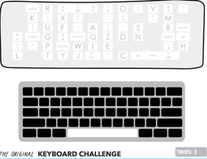 Keyboard Challenge ABCYA Game