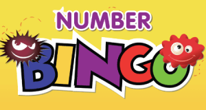 Number Bingo ABCYA Game