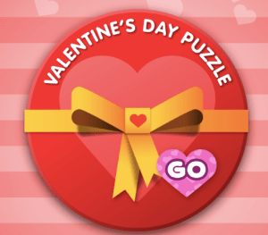 Valentine's Day Puzzle ABCYA Game