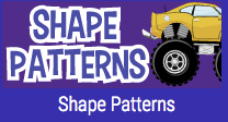 Shapes and Patterns Game ABCYA Game
