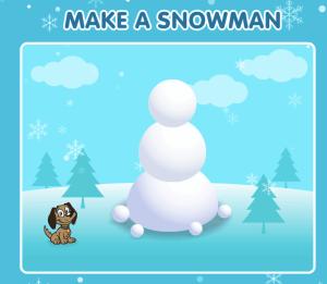 Make a Snowman ABCYA Game