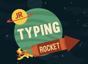 Typing Rocket Jr ABCYA Game