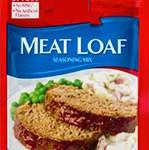 Meat Loaf Seasoning Mix