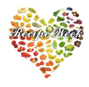 Heart for Recipe Week