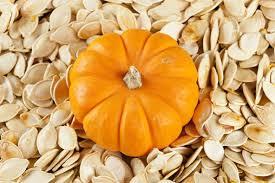 ~~pumpkin seeds