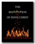 The Restitution of Jesus Christ