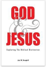 God and Jesus - Joel Hemphill