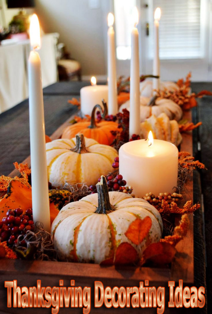 Nice Thanksgiving Decorating Ideas Awesome Design