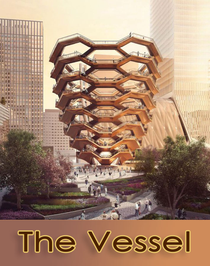 The Vessel – Manhattan's Stairway to Nowhere