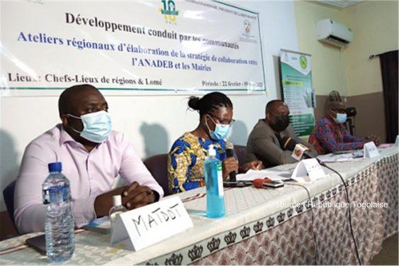 *République Togolaise* : L'Anadeb veut collaborer plus étroitement avec les communes