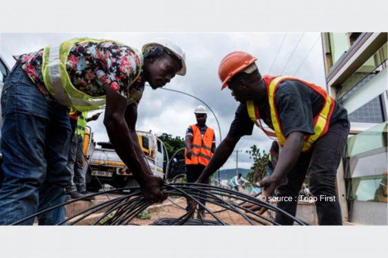 *Togo First* : Togocom va déployer la 5G sur le site de la Plateforme Industrielle d'Adétikopé