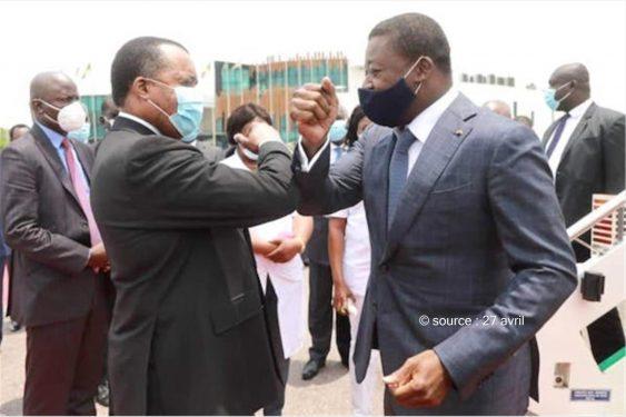 *27 avril* : Togo-Congo : L'axe des Dictateurs Impénitents