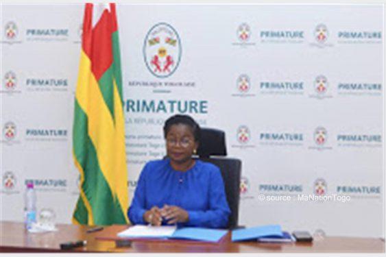 *Ma Nation Togo* : 20è forum économique sur l'Afrique: Victoire Tomégah-Dogbé expose la vision de développement du Togo
