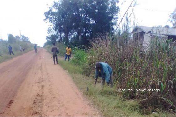 *Ma Nation Togo* : Togo/ Cantonnage: 780 communautés bénéficiaires dans les Plateaux
