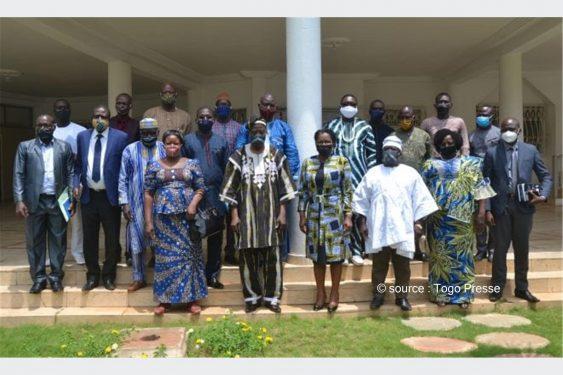 *Togo Presse* : Diverses personnalités reçues par le Premier ministre