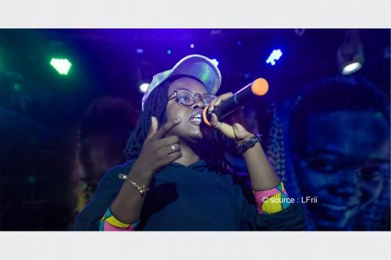 *L-Frii* : Togo : Milly Parkeur de retour dans le rap game ?