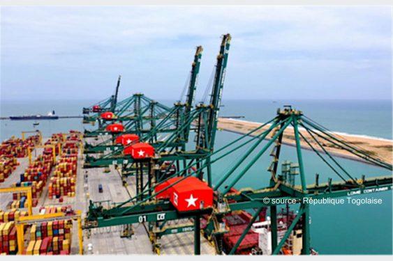 *République Togolaise* : Le Port de Lomé dématérialise totalement les procédures d'enlèvement