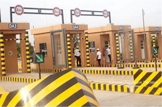 *République Togolaise* : Nouveaux tarifs aux péages à partir du 18 mars