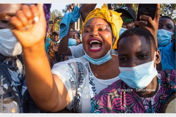 *Savoir News* : Bénin/Présidentielle/Campagne électorale: Réaménagement des mesures préventives de lutte contre la Covid-19
