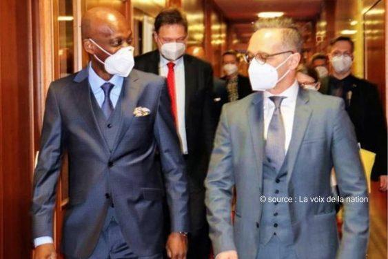 *La Voix de la Nation* : Diplomatie : Vers un renforcement de l'axe Lomé-Berlin