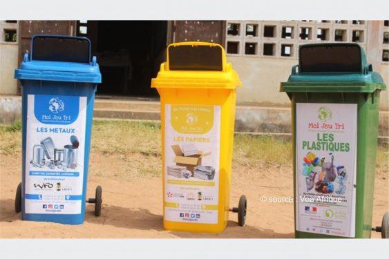 *Voa Afrique* : La ville togolaise d'Aného a l'ambition de devenir verte