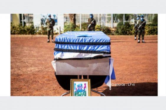 *L-Frii* : Togo / Commandant de 8 bataillons : retour sur le parcours de ce capitaine tombé au Mali