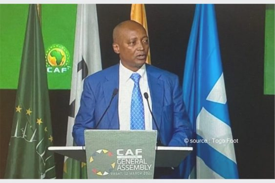 *Togo Foot* : CAF: C'est fait, Patrice Motsepe nouveau président