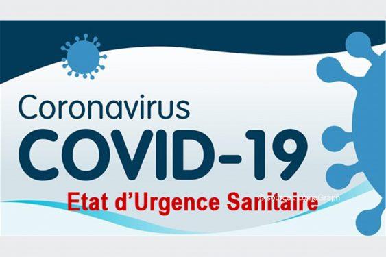 *LomeGraph* : Covid-19 : vers une nouvelle prorogation de l'Etat d'urgence sanitaire ce mardi ?