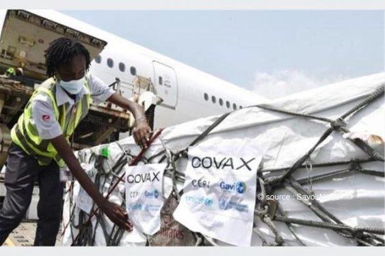 *Savoir News* : Covid-19 : Le Bénin reçoit 144.000 doses du vaccin AstraZeneca