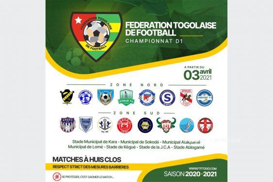 *LomeGraph* : Première division au Togo : derniers réglages de la FTF pour le démarrage du championnat