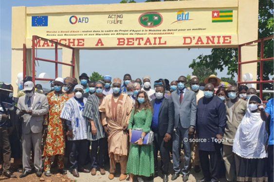 *Togo First* : Un nouveau marché à bétail au Togo avec un investissement de plus de 60 millions FCFA