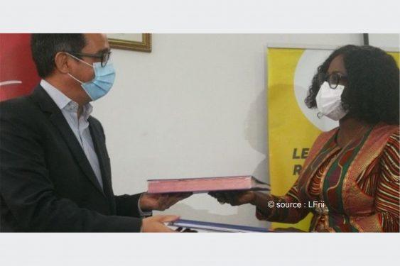 *L-Frii* : Togocom s'engage aux côtés du ministère des Sports et des Loisirs pour le bien-être des Togolais à travers le sport