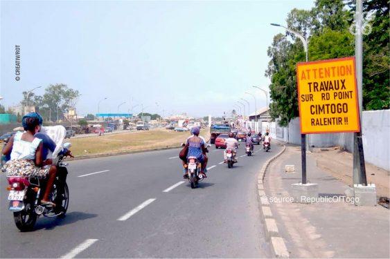 *Republic Of Togo* : Fluidifier le trafic poids lourds