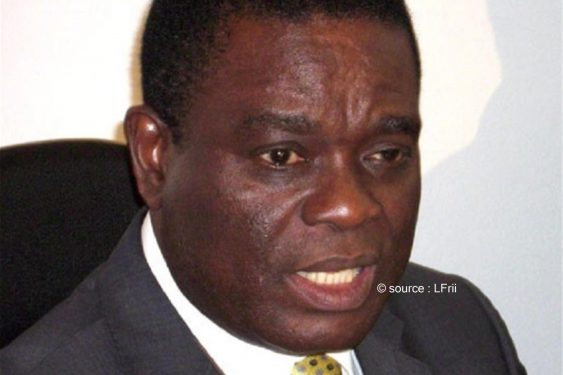 *L-Frii* : Togo : L'ancien ministre Kokou Gozan serait-il décédé ?