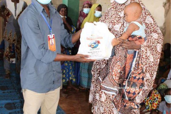 *Actu Togo* : Togo/Humanitaire : l'association VED-Togo entame son action à Togblekopé