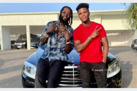 *L-Frii* : Togo : Santrinos Raphael très reconnaissant envers Emmanuel Adebayor